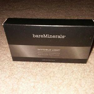 Bare minerals translucent light power duo